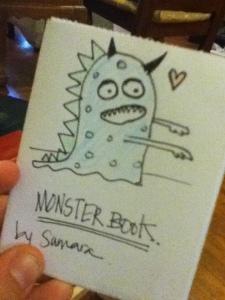 monsterbook